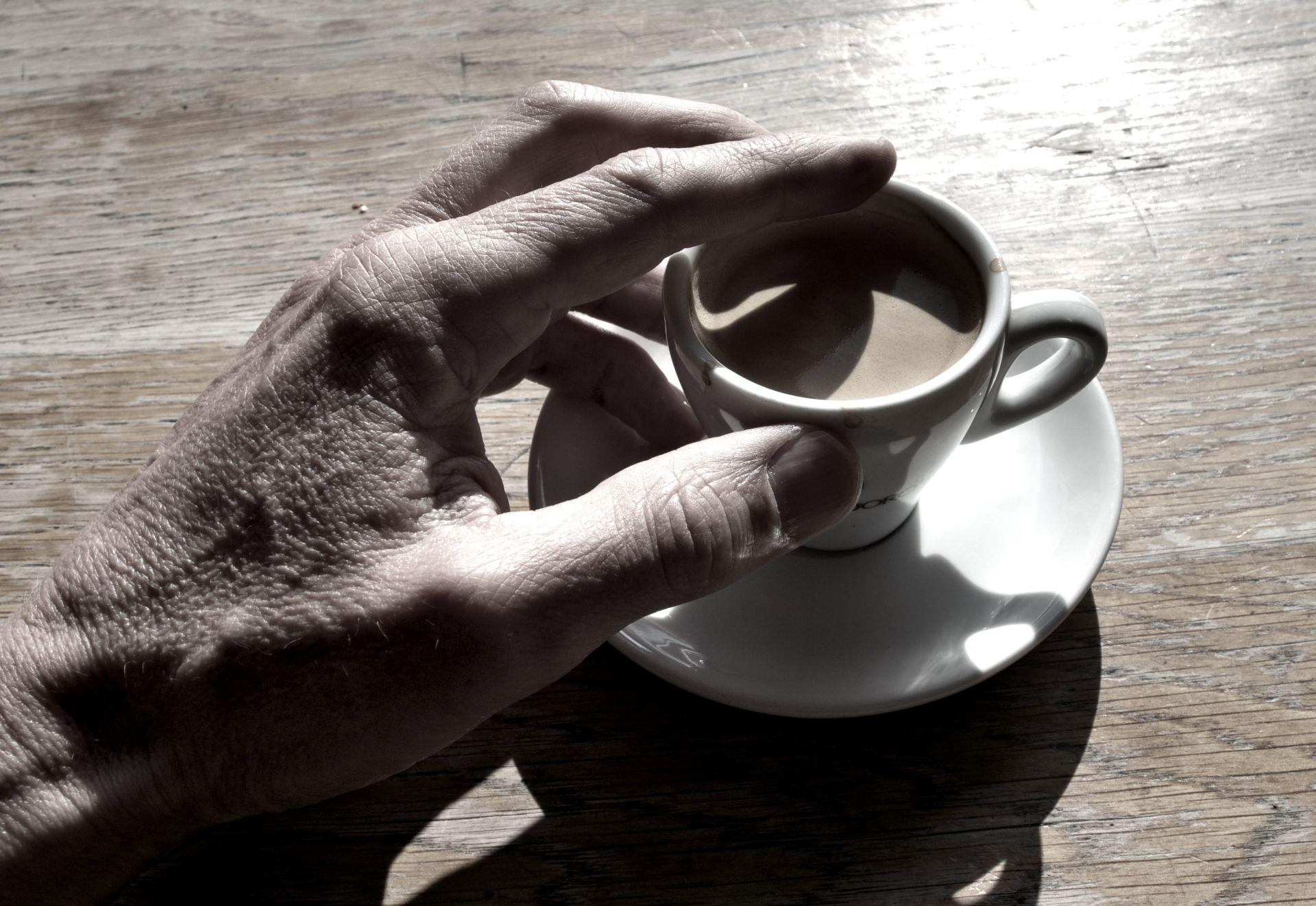 Kaffibollinn endurnærir