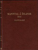 Manntalið 1845.