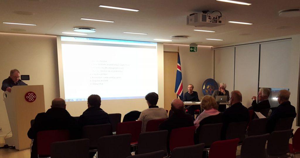 Aðalfundur 2018