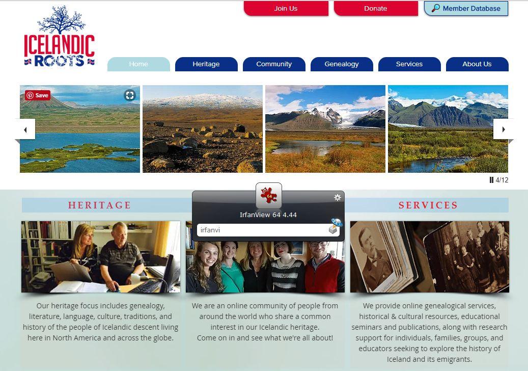 Icelandic Roots